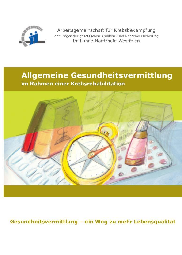 Allgemeine Gesundheits-vermittlung