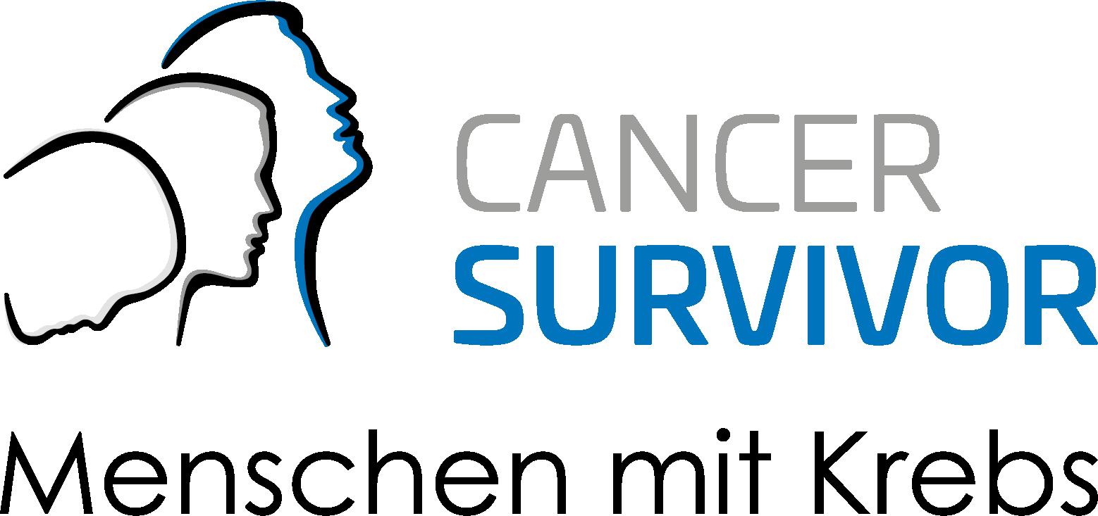 Logo der Initiative Cancer Survivor