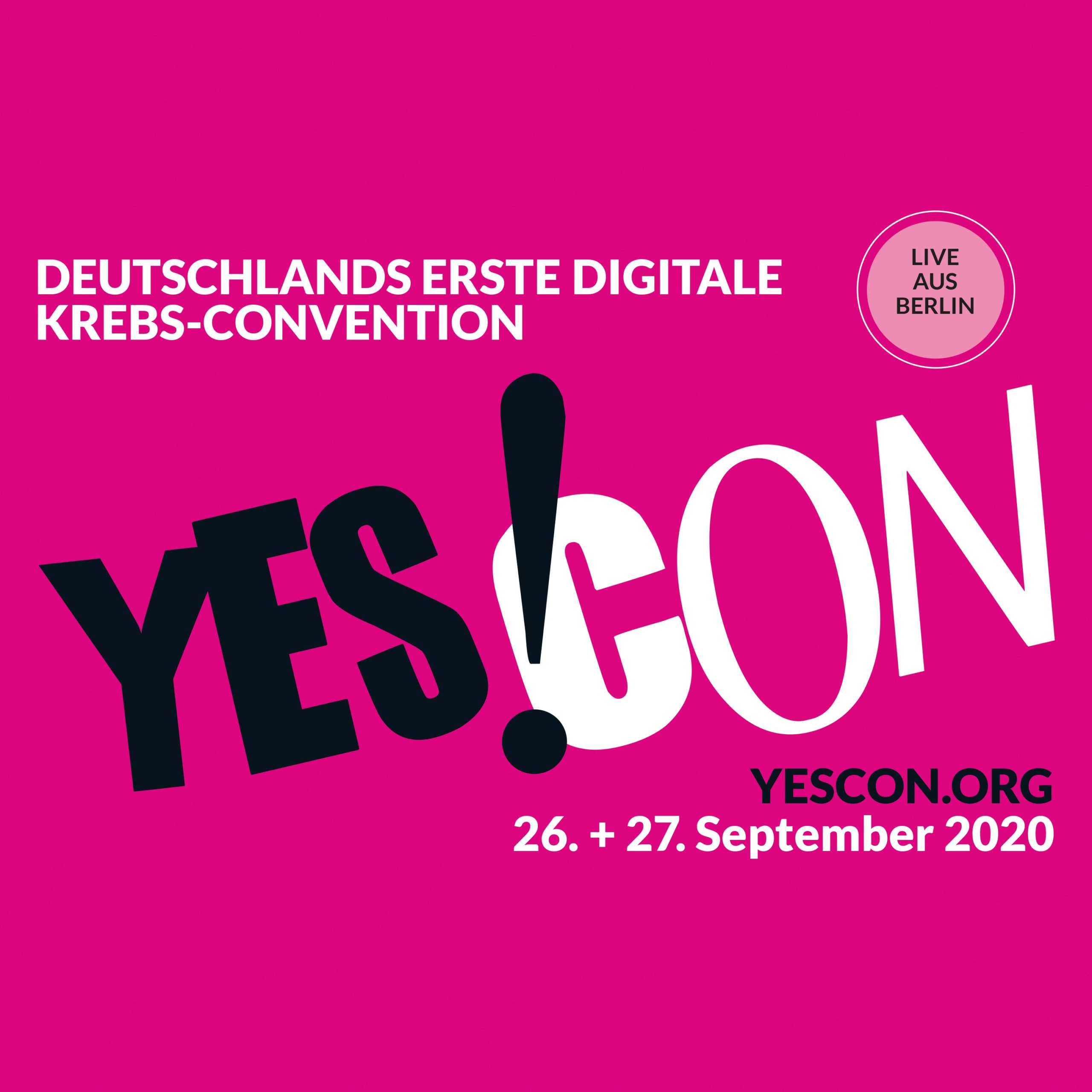 Logo der YES! CON