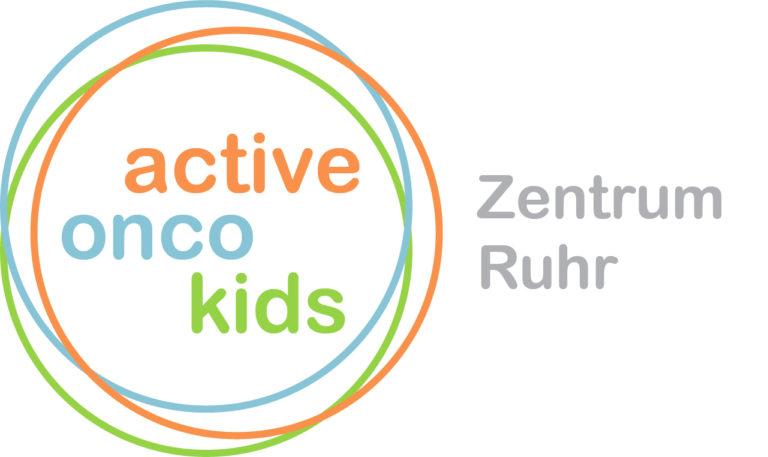 Logo des ActiveOncoKids Zentrum Ruhr